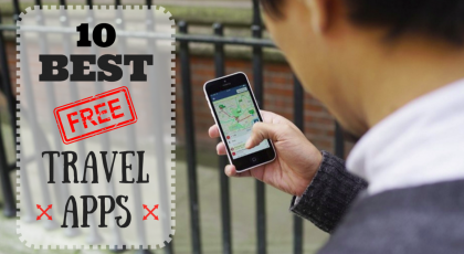 10 Best Free Travel Apps