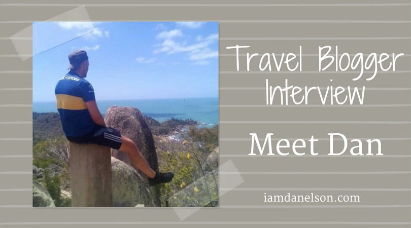 Dan Elson Travel Blogger Interview