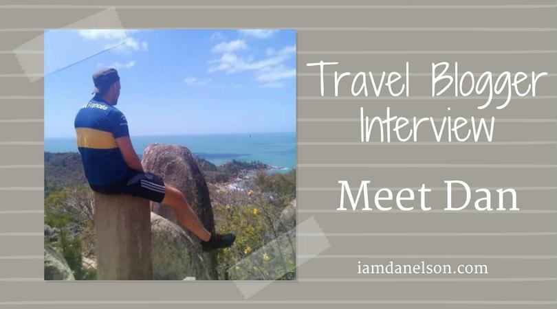 Dan Elson Travel Blogger Interview